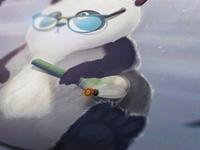 Toke for pandas