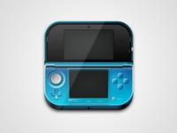 Nintendo 3DS Icon for iOS