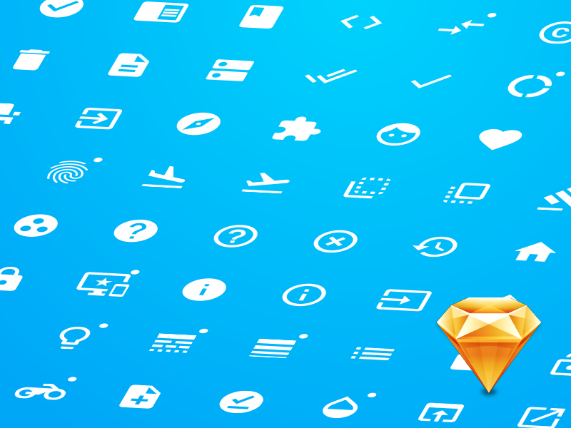 Google - Material icons for Sketch freebie lpzilva android ui app sketch set icons material google