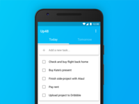 Up48 - *Not* another Todo List App