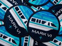 Mark VI Teal