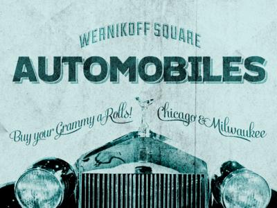 Vintage Car Dealership