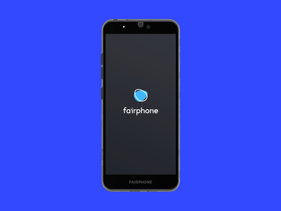 Fairphone 3 Mockup (FREE) HD ui smartphone mockup ressource ethical free download mockup download psd photoshop download mockup design app