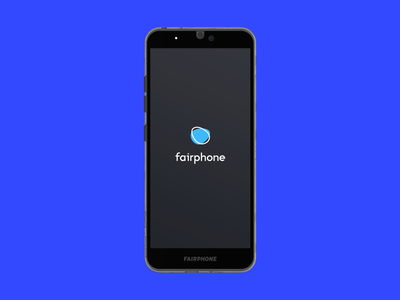 Fairphone 3 Mockup (FREE) HD ui smartphone mockup ressource ethical free download mockup download psd photoshop download mockup design app