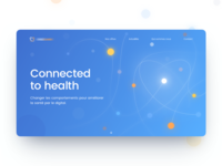 Connected to health