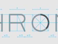 Chronos logo system
