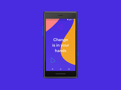 Fairphone 2 Mockup (FREE) download for free download free mockup app ethical ui design ressources smartphone mockup