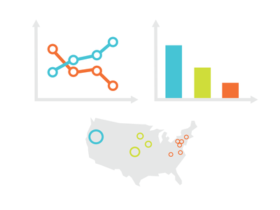 Data Visualizations data visualization maps graph chart