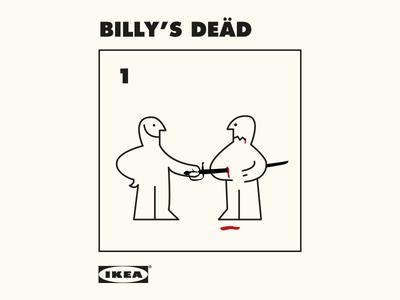044 - Billy's Dead
