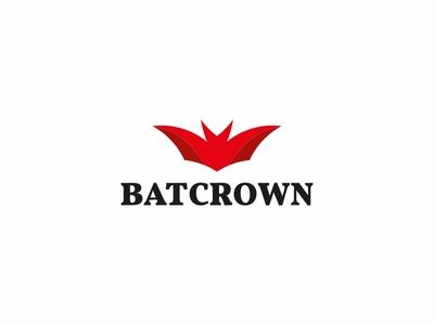 Bat Crown logo