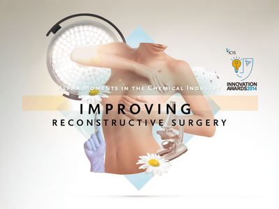 Elsevier - Improving Reconstructing Surgery illustration elsevier science composition healthcare retouch photoshop