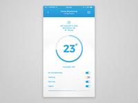 Monitoring Dashboard // 021