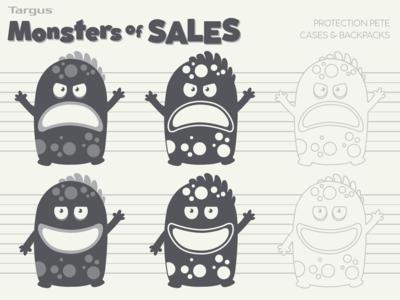 Targus – Monsters of Sales