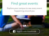 Find great events