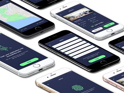 iOS App - Rent