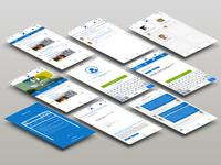 NHSx iOS Screens