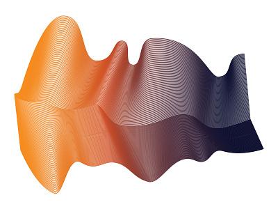 Sound Supply visual identity color clean sonos groningen design branding waves sound logo
