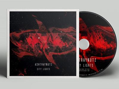Ashtraynutz Album Artwork ep product design art cover music cd lp jazz album artwork
