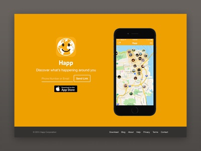 Happ happ chat local app ios
