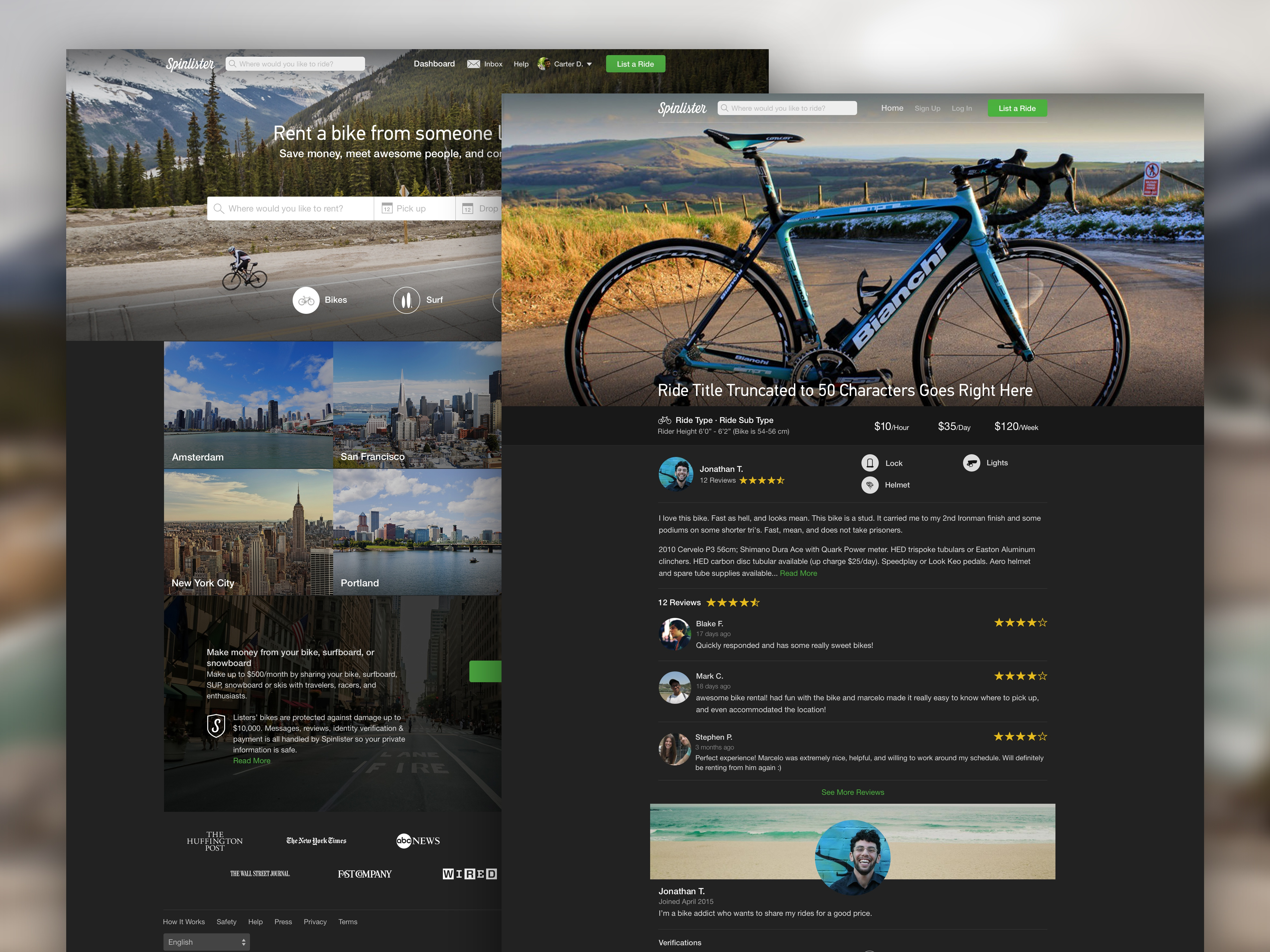 Dribbble spinlister full