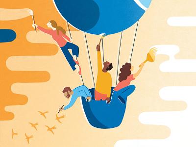 2020's APIV graphic image conceptual illustration design graphic poster poster design illustration