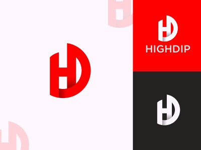 HD Logo Mark । Modern Logo Design logo design hd logo modern illustration icon creative logo concept creative unique logodesign alphabet logo mark colorful branding art logo art letter logo lettermark design logo