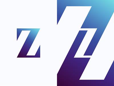 Z z logo design