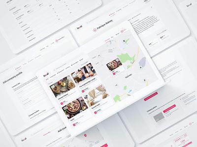 Digital Marketing App for Local Businesses in Nairobi project management development web ux ui design