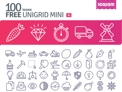 FREE!!! 100 Icon Set free bonus extra icon icons 100 complimentary freebie freebies