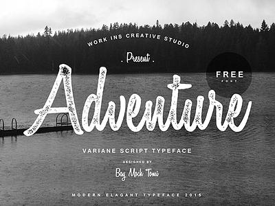FREE Variane Script free font font family script font face typeface font