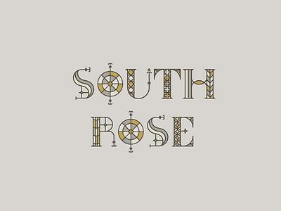 The FREE South Rose Font header font typeface free script free font font