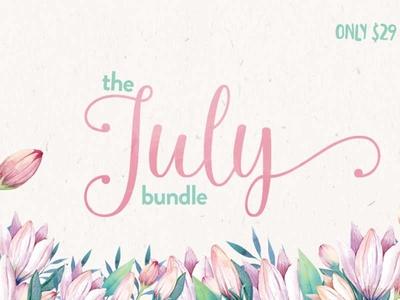 The Brand-New July Bundle