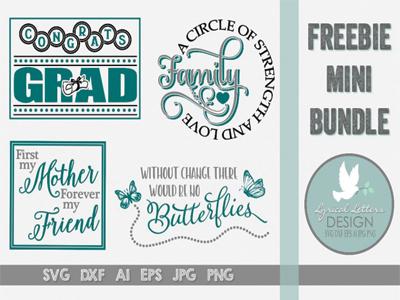 Free Mini Craft Bundle