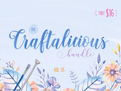 The Craftalicious Bundle - Vol. 05