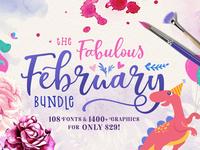 The Fabulous February Bundle