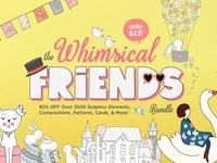 The Whimsical Friends Bundle