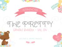 The PrettyGrafik Bundle - Vol. 04