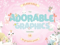 The Adorable Graphic Bundle