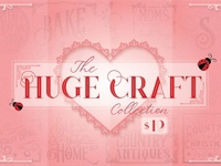 The Huge Craft Collection