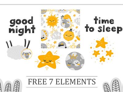 FREE Twinkle Elements