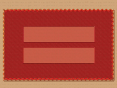 Wordless News 5.24.13 bsa boy scouts patch equality vector news