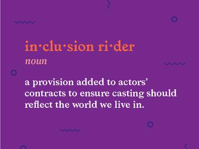 Inclusion Rider