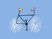 All Day & Night I Dream About Biking