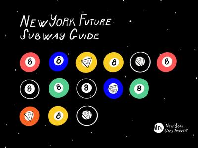 Future MTA poster 😂