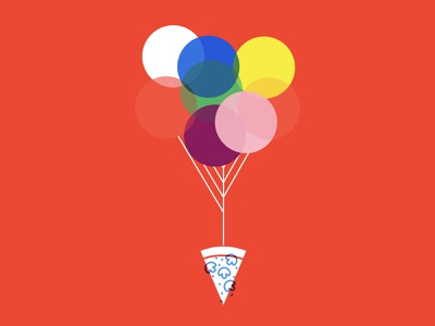 Up (2009) up balloons pizza lol doodle illo illustration design summer memes meme sketch vector