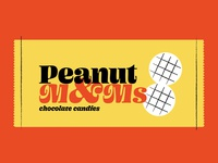 Peanut M&Ms 🥜
