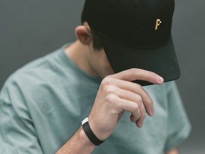 Speed Digital swag mock up branding identity screen print polo shirt t shirts stickers enamel pins jacket minimalism photoshop dad hat swag embroidery hat merch