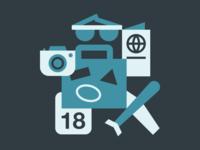 Annual Travel Illo