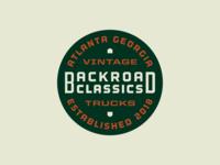 Backroad Classics badge
