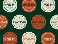 Backroad Classics color exploration